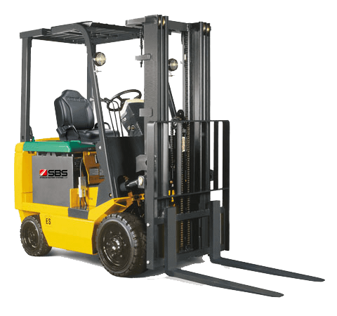 Electric Forklift Rental